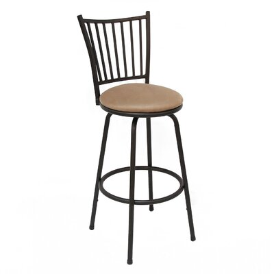 Dominick 29 Bar Stool with Cushion