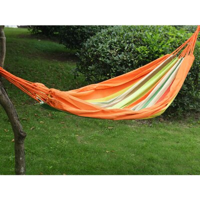 Kailey Naval-Style Outdoor Tree hammock Color: Tahiti