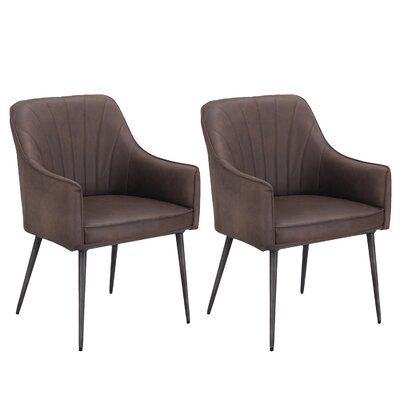 Marques Luxury Upholstered Dining Chair