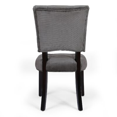 Naida Velvet Upholstered Dining Chair