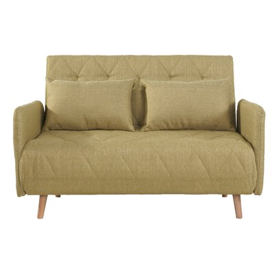 Lonan Fabric Fibre Sofa Bed