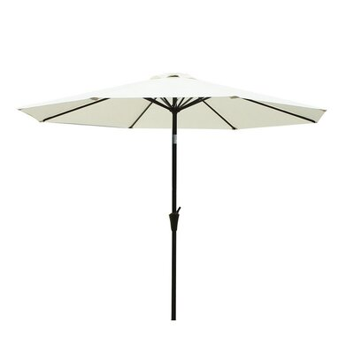 9 Market Umbrella Fabric: Khaki