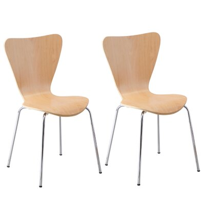 Boldt Dining Chair Color: Beige