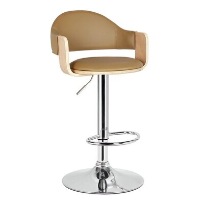 Braelyn Adjustable Height Bar Stool