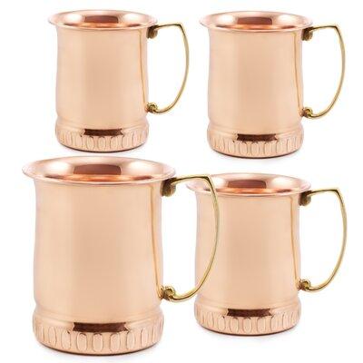 17 oz. Moscow Mule Mug OS402