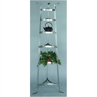 Old Dutch Six Shelf Cookware Stand - Finish: Satin Nickel at Sears.com
