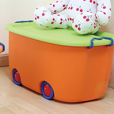 Stackable Storage Toy Box QI003221