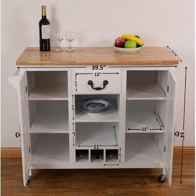 Avelaine Kitchen Cart