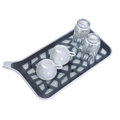 Self Draining Dish Rack
