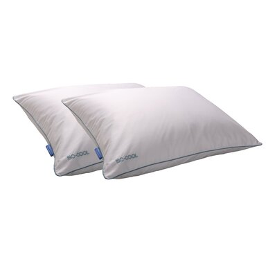 IsoCool Bed Polyfill Pillow Size: King