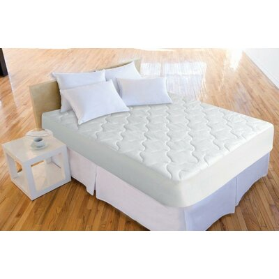 IsoCool Polyester Mattress Pad Size: Twin