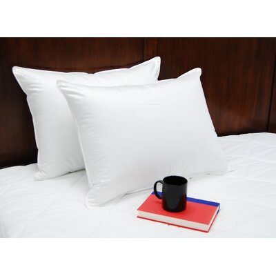 Cotton Fiber Pillow Size: Standard