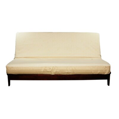 Ove Heavy Texture Box Cushion Futon Slipcover Upholstery: PF301