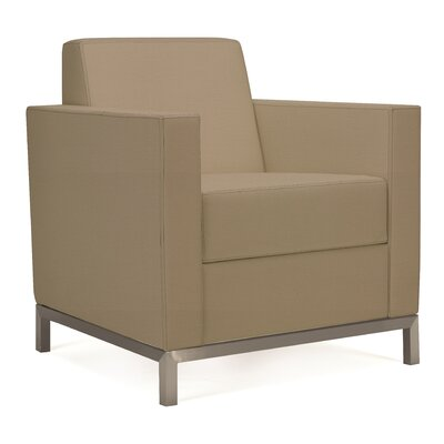 Grand Island Lounge Chair Seat Color: Quarry Canter