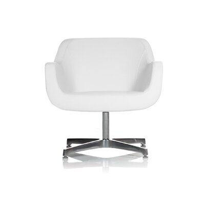 Madmen Lounge Chair Seat Color: Cloud 9 Propensity II