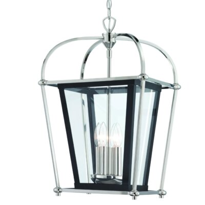 Baron 4-Light Foyer Pendant