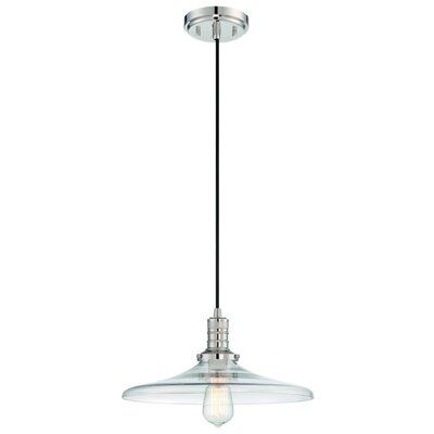 Wagar 1-Light Mini Pendant
