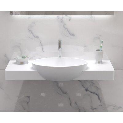 Metro 39.5 Wall Mount Bathroom Sink