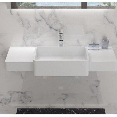 Metro 40 Wall mount Bathroom Sink