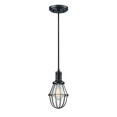 Wagenen 1-Light Mini Pendant