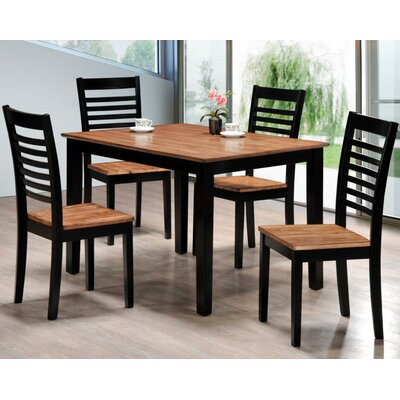 East 5 Piece Dining Set