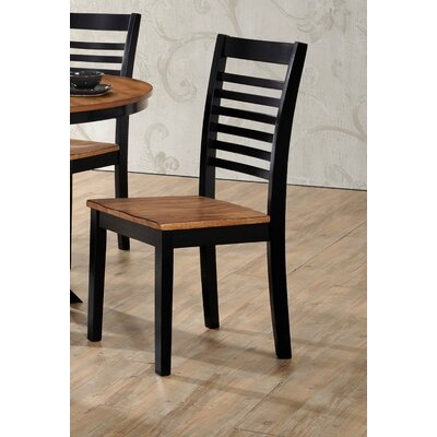 Ladder Back Side Chair (Set of 2)