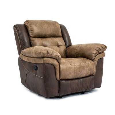 Two Tone Recliner Type: Power