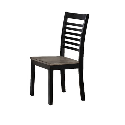 Slat Back Dining Chair (Set of 2)