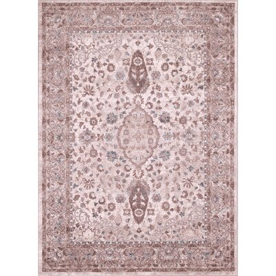 Aurore Traditional Style Rectangle Tusk Area Rug