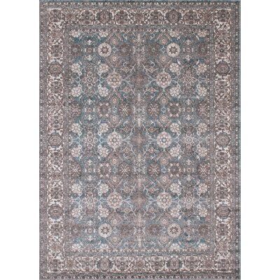 Brigette Antique Glacier Area Rug