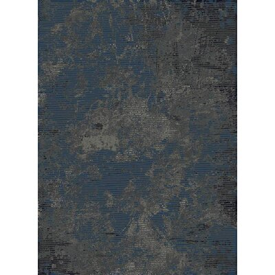 Jagruti Blue/Gray Area Rug