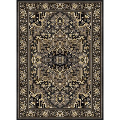 Homedics Bohemian Midnight Area Rug