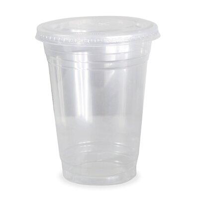 16 oz. Plastic Cup ESCup 16Flat - 200pk