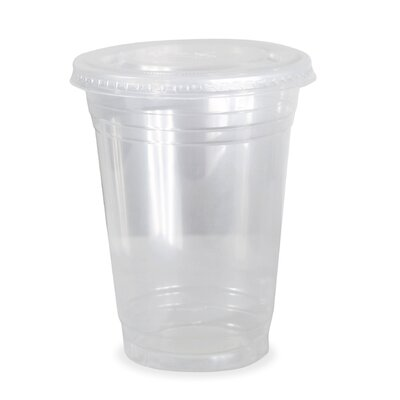 16 oz. Plastic Cup ESCup 16Dome - 100pk