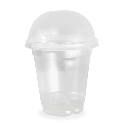 12 oz. Plastic Cup ESCup 12Dome - 200pk