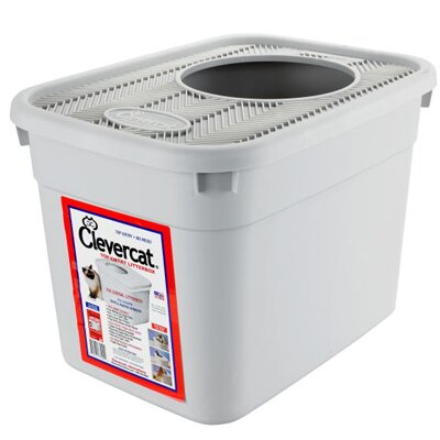 Top Entry Standard Litter Box