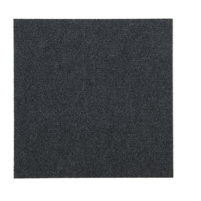 12 x 12 Area Rug  in Dark Gray