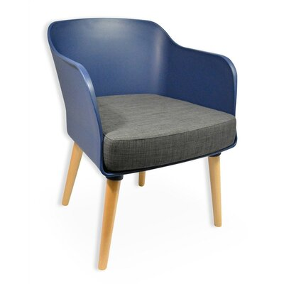 Amaranto Armchair Finish: Blue