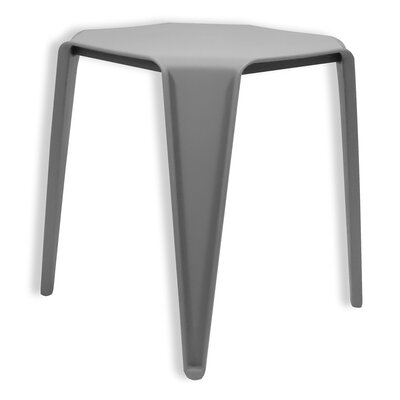 Urano End Table Finish: Gray