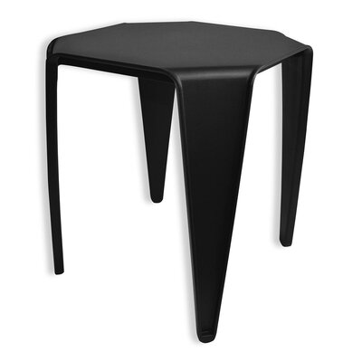 Urano End Table Finish: Black