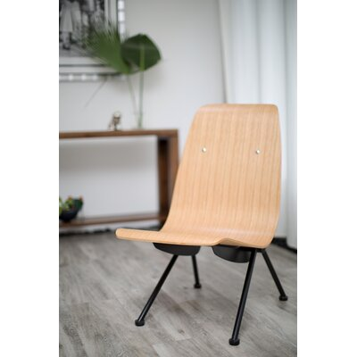 Curious Monk Side Chair