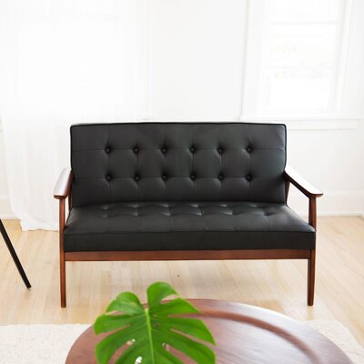 Urbanica Leather Sofa