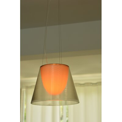 Jusan 1-Light Empire Pendant