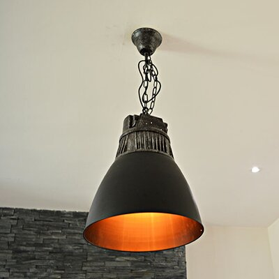 Shodo 1-Light Inverted Pendant