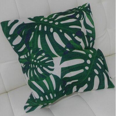 Botanical Throw Pillow Cover