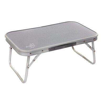 Picknicktisch | Baumarkt > Camping und Zubehör > Weiteres-Campingzubehör | Grau | Aluminium | Bo-Camp