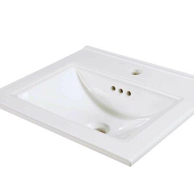Brockton 19 Single Bathroom Vanity Top