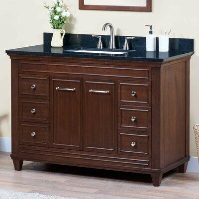 Aiden 48 Single Bathroom Vanity Base