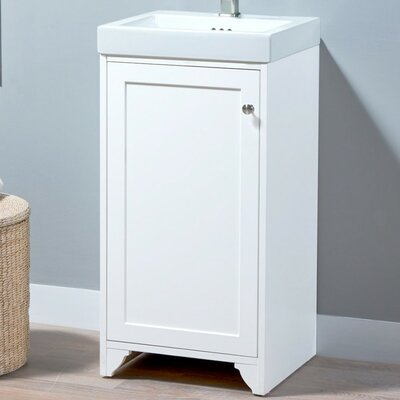 Wren 19 Single Bathroom Vanity Set