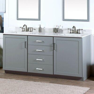 Sterling 72 Bathroom Vanity Base